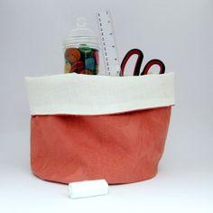 storage bin diaper caddy storage basket by MartisanneHandmade, £18.90 #MentionMonday #Mothers_Day #giftideas