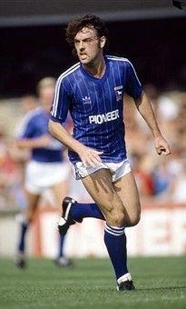 John Wark Ipswich Town 1983