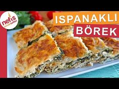 Sodalı Ispanaklı Tepsi Böreği - En pratik ıspanaklı börek yapımı - YouTube Homemade Beauty Products, Spanakopita, Quiche, Health Fitness, Breakfast, Ethnic Recipes, Food, Youtube, Wordpress Theme