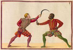 marinni | Рыцарские турниры и бои из книги 'De Arte Athletica' 1500-х гг.