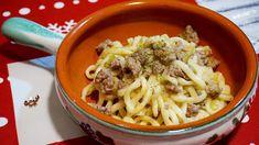 #Pici #porri e #salsiccia...la #serata si fa #alticcia! #IlBoccaTV - La vera #cucina #toscana ft #WeUSETV #primi #ricette #Cookpad..chi vincerà la sfida???