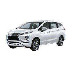 Harga Rp 222,550,000 – Rp 250,500,000 Mitsubishi Xpander 1.5L Exceed Mobil - White Pearl