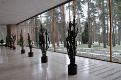Erik Bryggman: Ylösnousemuskappeli, Turku The Chapel of Resurrection, Turku #architecture