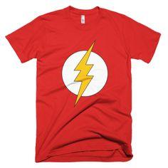 The Flash - Short sleeve men's t-shirt