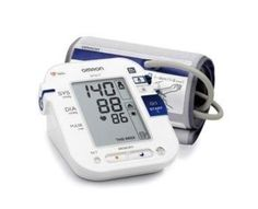 Blood Pressure Monitor - This fully automatic blood pressure device provides the most comprehensive way to check for hypertension.