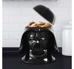 01d6d85069b2 Star Wars Darth Vader Cookie Jar Star Wars Gadgets