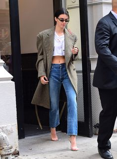 Kendall Jenner Turns 22! A Look Back at Her Best Street Style Moments From the Last Year