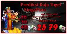 Prediksi Raja Togel Singapura Senin 12 Juni 2017