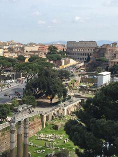 Mes bonnes adresses à Rome - Un an pour faire son cooking out Rome, Dolores Park, Travel, Cute Pictures, Italia, Vacation, Paisajes, Viajes, Rum