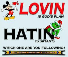 Lovin vs Hatin Great Poems, Christian Movies, Mary And Jesus, Gods Plan, Mother Mary, Christian Inspiration, Favours, Bible Scriptures, Victorious