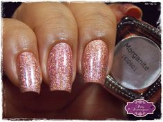 Morganite - Cirque    #esmaltadasdapatydomingues  #cirque