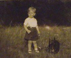 Me and Scottie 1947 (Philip Weaver)