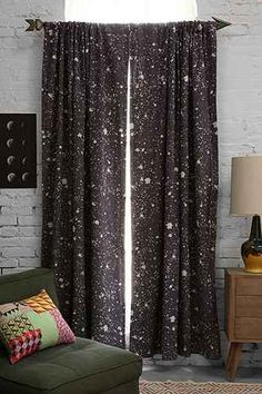 Magical Thinking Dakota Blackout Curtain - Urban Outfitters