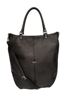 Scout bag in black X Taska {vegan, ethically made by hand in Canada}