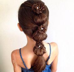 ~ BRAIDED HAIR IDEAS ~