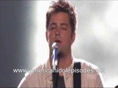 Lee Dewyze - Hallelujah (American Idol 2010)