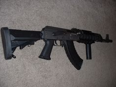 Thinking of tricking out my stock AK with Tapco furniture