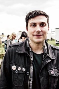 Frank is just too cute.