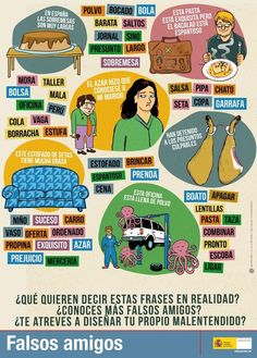 Falsos amigos en español. pic.twitter.com/7xyVcDgxlE