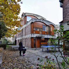 Maison Jaoul. Le Corbusier