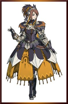 monster hunter generations deviant armor - Google 搜索