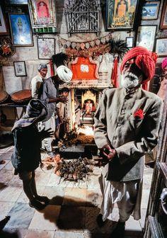 India, 1976 | The 18 Most Dazzling Photos From National Geographic's History..Photo by James L. Stanfield