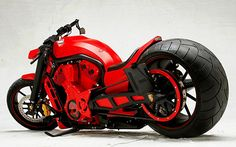 "No-Limit-Custom ""Carrera"" V-Rod by NLCpix, via Flickr"