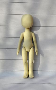 4 Blank doll bodies-15 Mary Doll blank rag doll by NilaDolss