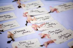 antique key escort cards can double as wedding favors #vintage #wedding #ideas #wedding #favors