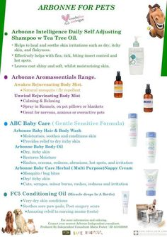 Don't forget about your pets!!!  They will love these products too!!!  Email -  joann@yourskinchick.com for specials