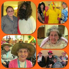 Juniper Village At Forest Hills: Juniper Village at Forest Hills Hosts A Spook-Tacular Halloween Party!