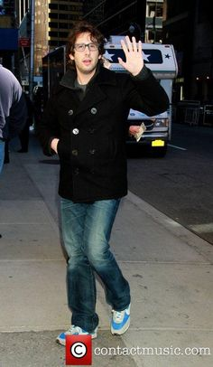 Josh Groban  'The Late Show with David...