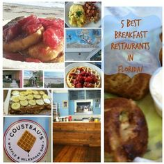 5 Best Breakfast In Florida
