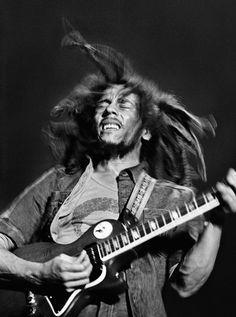 Bob Marley & The Wailers, live at the HammerSmith Odeon, London, England, June 16, 1976: The RastaMan Vibration Tour