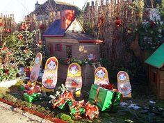 Nibelle et Baudouin: La décoration de Noël 2010 est plantée...