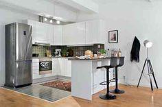 déco de cuisine petit espace