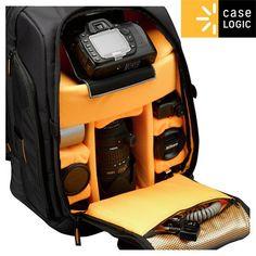 £69.99 Case Logic SLR Camera / Laptop backpack - SLRC-206 - The hammock is interesting