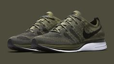 Nike Flyknit Trainer Olive AH8396-200 | Sole Collector