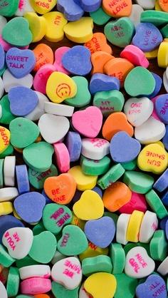 Candy hart