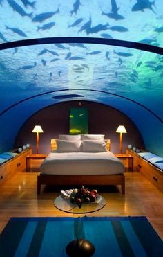 50 Most Unusual Places To Stay In The World: Discover The Most Amazing Hotels To Stay Across The World, Designed Uniquely And Providing Incredible Experiences.