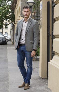 Bucharest, Street Style Men