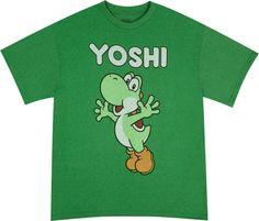Yoshi Shirt for Luke and Danielle!!!!
