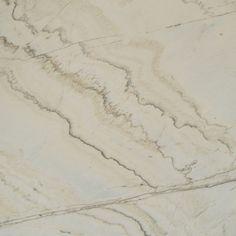 Calacatta Quartz full slab- possibility in Master shower