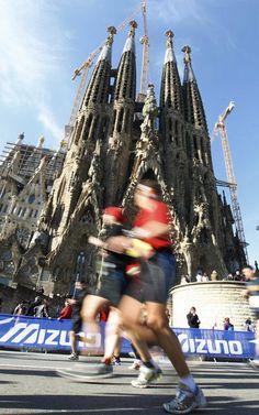 Templo de la Sagrada Familia en Barcelona