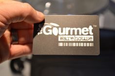 If you raise a certain amount of money, for the single mom stroller donation you will receive a gift card from the gourmet warehouse.    http://advancedchange.com/the-stroller/2013/1/16/step-one