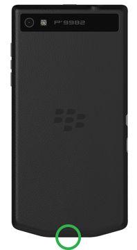 Más imagenes del BlackBerry P'9982 (Z10) | BerryNation