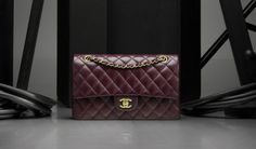 CLASSIC FLAP BAG IN CALFSKIN  Fall-Winter 2012/13 pre-colletcion  #love #wishlist #chanel