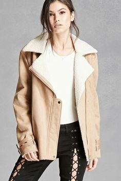 Suede jacket, super affordable. Fall fashion 2017
