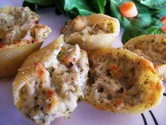 Conchiglioni al forno - La ricetta di Buonissimo