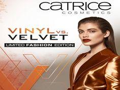 Anteprima Catrice Cosmetics: limited Edition Vinyl vs. Velvet